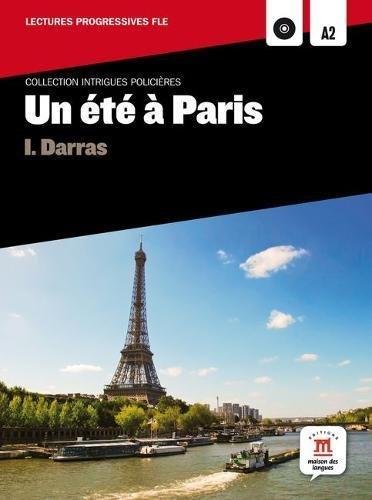 9788484438939: Collection Intrigues Policières. Un été à Paris + CD: lecture + CD (Fle - Intrigues Policieres)