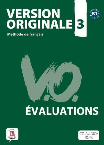 9788484439110: Version Originale: Les Evaluations De Version Originale 3 + CD-Audio-Rom (French Edition)