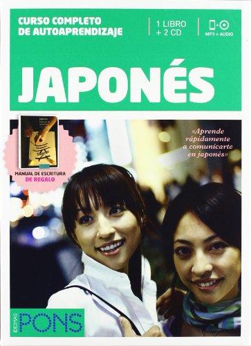 9788484439219: Curso PONS Japonés - 1 libro + 2 CD (Pons - En La Empresa)