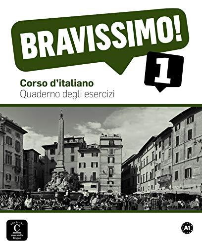 9788484439721: Bravissimo! 1. Quaderno degli esercizi (Texto Italiano)