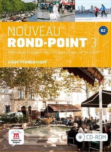 9788484439875: Nouveau Rond-Point 3. Guide pedagogique (French Edition)