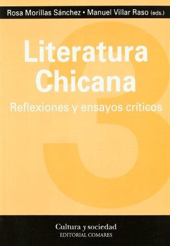 9788484440246: Literatura chicana: reflexiones yensayos criticos