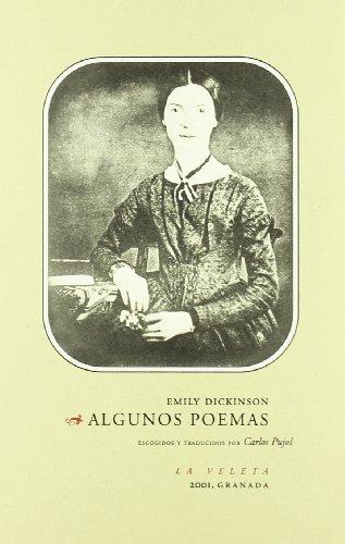 9788484444220: ALGUNOS POEMAS DE EMILY DICKINSON.