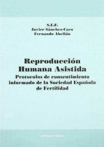 9788484445432: Reproduccion humana asistida yresponsabilidad medica