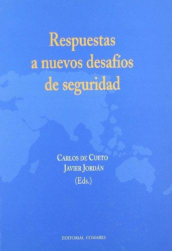 9788484447658: Respuestas a Nuevos Desafios de Seguridad (Biblioteca Comares de Ciencia Juridica) (Spanish Edition)