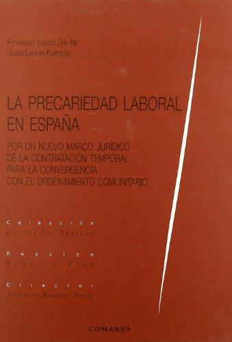 9788484448679: La precariedad laboral en España