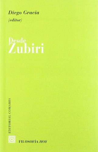 9788484449188: DESDE ZUBIRI
