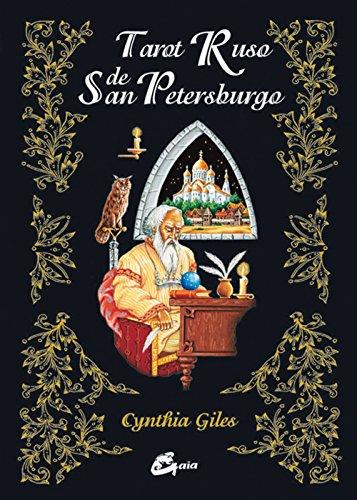 9788484450917: Tarot Ruso De San Petersburgo (Tarot, Oraculos, Juegos Y Videos)