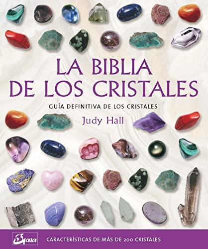 BIBLIA DE LOS CRISTALES: JUDY HALL