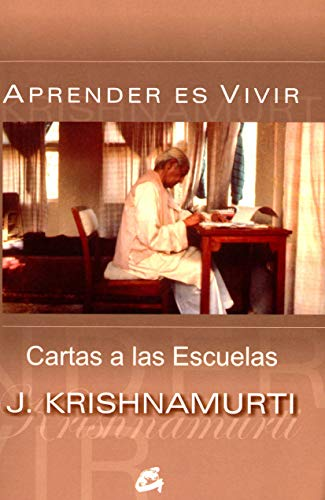 9788484452119: Aprender Es Vivir (Krishnamurti)