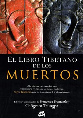 9788484452249: El Libro Tibetano De Los Muertos (Budismo)