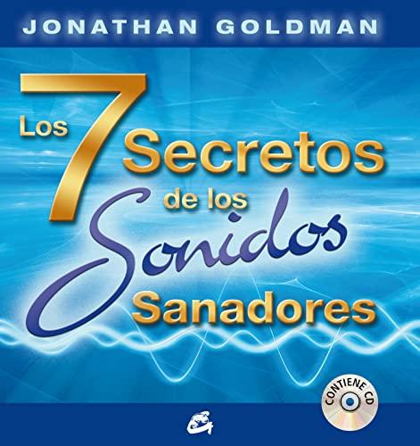 9788484453031: Los 7 secretos de los sonidos sanadores. Libro + CD (Alfaomega) (Spanish Edition)