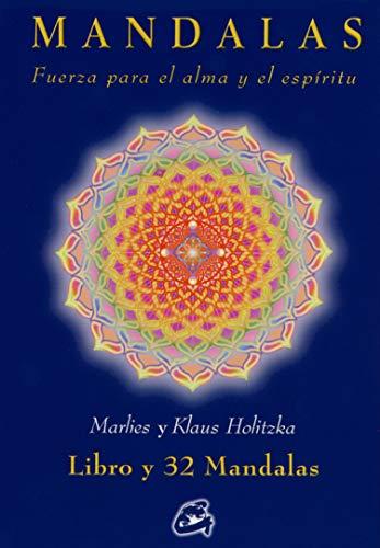 Mandalas: Fuerza para el alma y el espíritu - KLAUS; HOLITZKA, MARLIES HOLITZKA