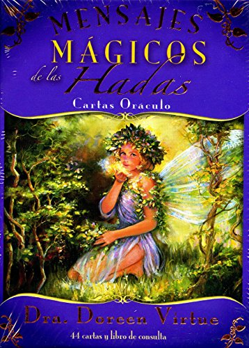 9788484453314: Mensajes mágicos de las hadas / Magical Messages from the Fairies: Cartas Oráculo / Oracle Cards (Spanish Edition)