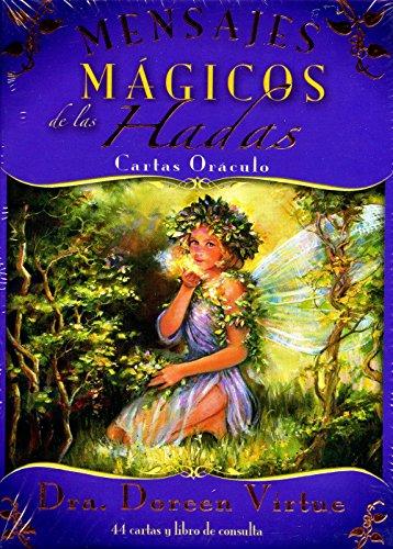 9788484453314: Mensajes mágicos de las hadas: Cartas oráculo