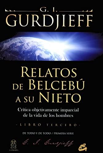 Relatos de Belcebu a su nieto (9788484453512) by G. I. GURDJIEFF