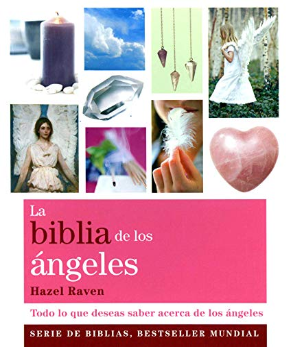 La biblia de los ángeles: Raven, Hazel