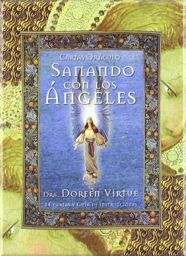 9788484453949: Sanando con los ángeles / Healing With The Angles (Spanish Edition)