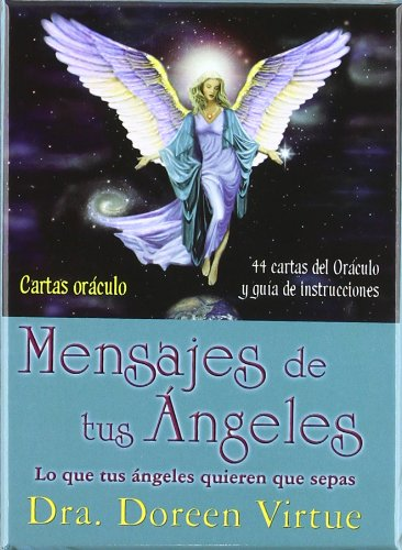 9788484453956: Mensajes De Tus ángeles / Messages From Your Angels: Cartas Oráculo (Spanish Edition)