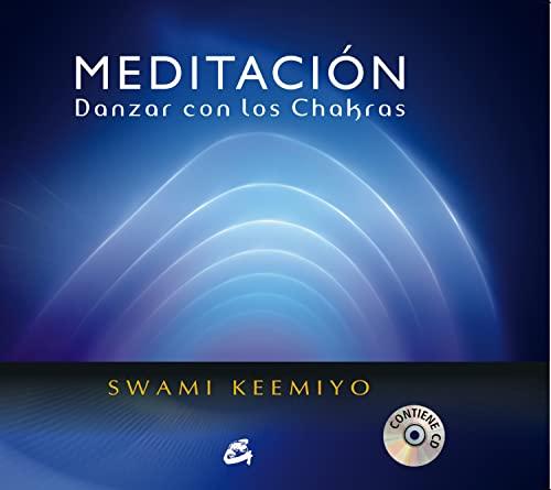 9788484454113: Meditación Danzar con los chakras (Audio-DVD)