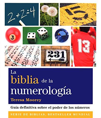 9788484454274: La biblia de la numerología: Guía definitiva sobre el poder de los números (Cuerpo-Mente)