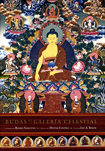 9788484454441: Budas de la galería celestial