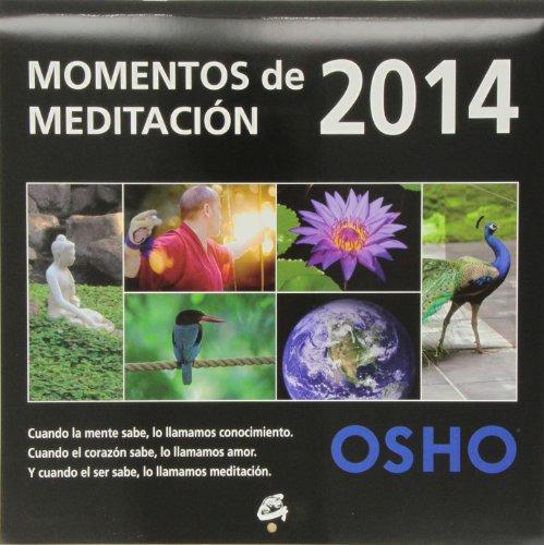9788484454496: Momentos De Meditación. Calendario 2014