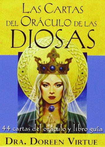 9788484454502: Las Cartas Del Oráculo De La Diosa/The Goddess Oracle Cards: 44 Cartas Del Oráculo Y Libro Guía