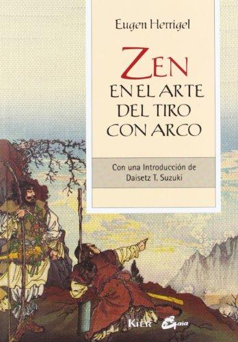 9788484454540: Zen En El Arte Del Tiro Con Arco. Con Una Introducción De Daisetz T. Suzuki (Gaia Perenne)