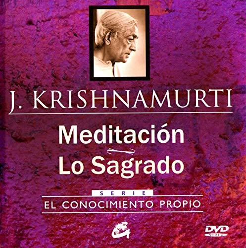 9788484454564: Meditación: Lo Sagrado