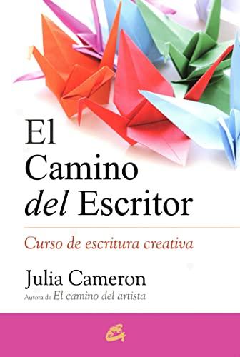 9788484455509: CAMINO DEL ESCRITOR, EL: Curso de escritura creativa (Recréate)