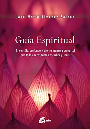 GuÃa espiritual: MARIA, JIMENEZ SOLANA