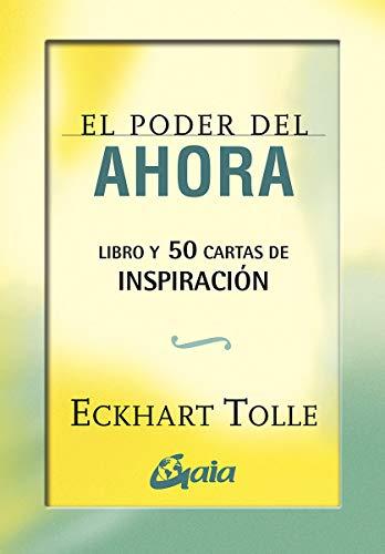 9788484456407: El poder del ahora. 50 cartas de inspiración (Tarot, oráculos, juegos y vídeos)