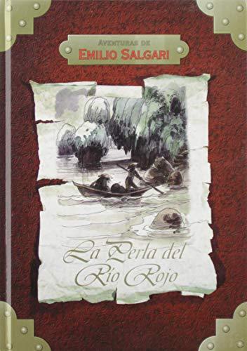 9788484471974: Aventuras de Emilio Salgari: La perla del rio rojo: Vol.(12)
