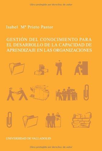 Gestión Del Conocimiento Para El Desarrollo De La (Spanish Edition): Unknown