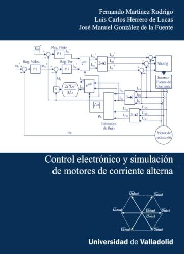 Control electrónico y simulación de motores de: José Manuel González