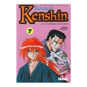 9788484490289: Rurouni Kenshin (nº7) El Guerrero Samurai