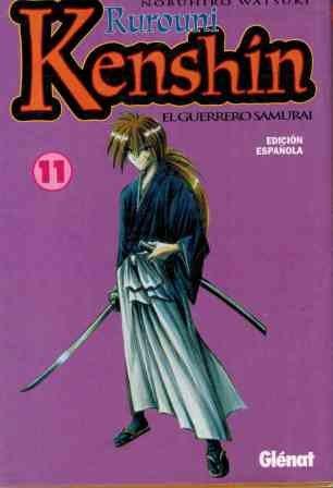 9788484490456: Rurouni Kenshin 11