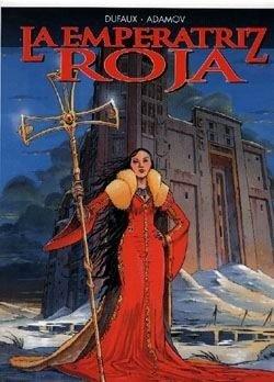 9788484490470: Emperatriz roja 1, la sangre de san bothrace