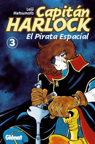 9788484492443: Capitan Harlock: El pirata espacial (Spanish Edition)