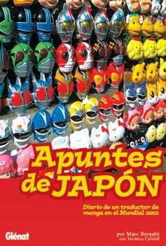 9788484492719: Apuntes de Japón 1 (...Otros libros)