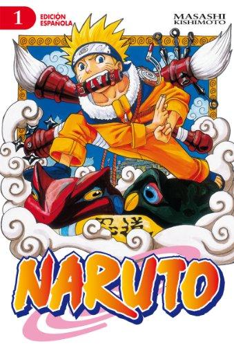 9788484492757: Naruto, Vol. 1 (Spanish Edition)