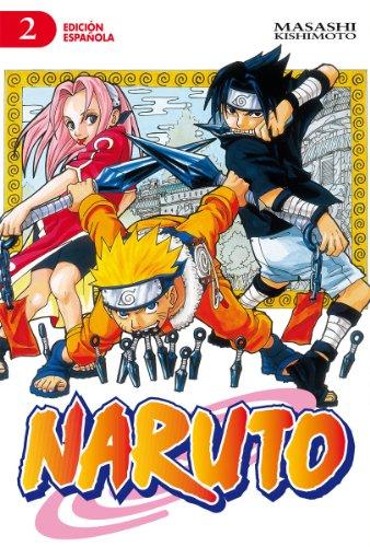9788484492764: Naruto, Vol. 2 (Spanish Edition)
