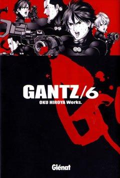 9788484493129: Gantz 6 (Seinen Manga)