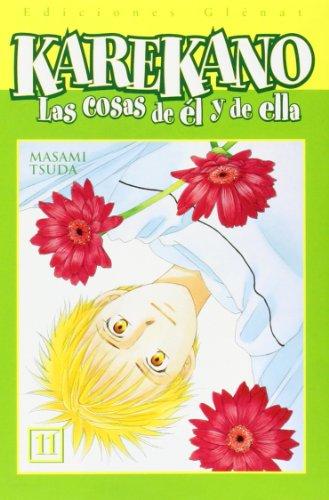 9788484493228: Karekano 11: Las cosas de él y de ella (Shojo Manga)
