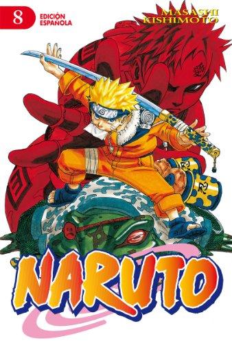 9788484493341: Naruto nº 08/72 (EDT) (Manga Shonen)