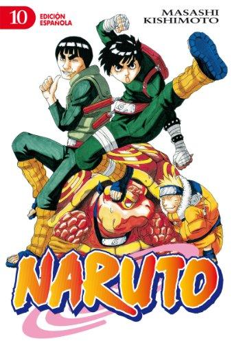 9788484493365: Naruto, Volume 10 (Spanish Edition)