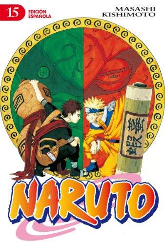 9788484493419: Naruto nº 15/72 (EDT)