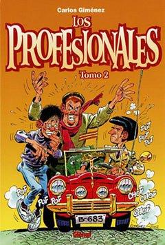 9788484493631: Los profesionales 2 (Carlos Giménez)