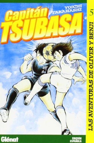 9788484494065: Capitán Tsubasa 5: Las aventuras de Oliver y Benji (Shonen Manga)